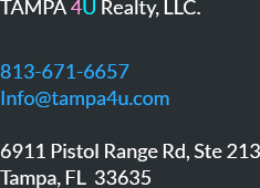 Tampa4U Realty contact info